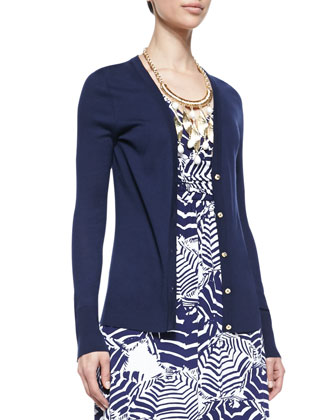 Kennedy V-Neck Cardigan