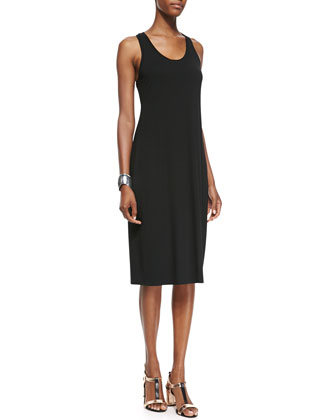 Fisher Project Nubble-Knit Long-Sleeve Top & Sleeveless Racerback Midi Dress