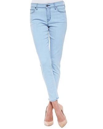 Wisdom Skinny Ankle Jeans, Sawyer Blue