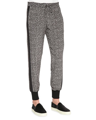 Pathways Printed Jogging Pants