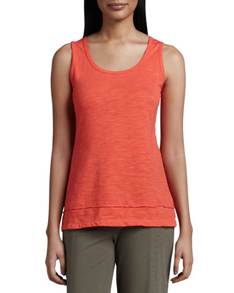 Artisan Slub Cotton Tank