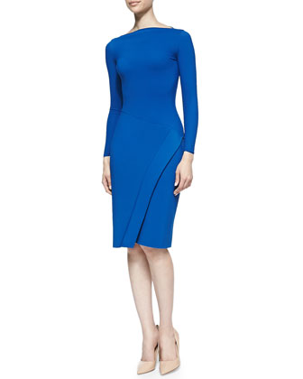Hermine Long-Sleeve Dress