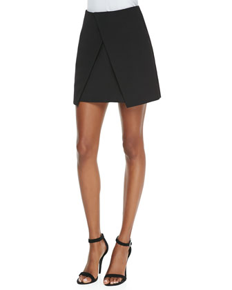 New Day Short Bi-Level Skirt