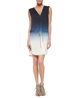Malik Ombre Sleeveless Dress