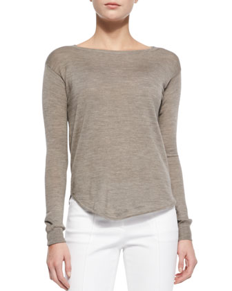 Landran Lightweight Knit Sweater
