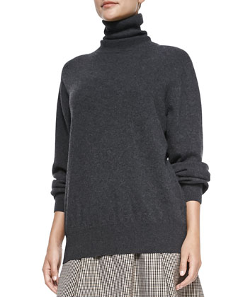 Cashmere Pristelle Turtleneck Sweater