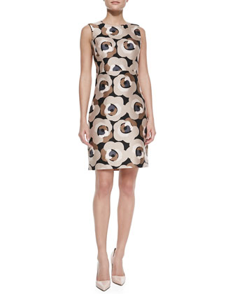 delia sleeveless dress