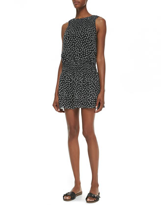 Kieran Sleeveless Printed Dress