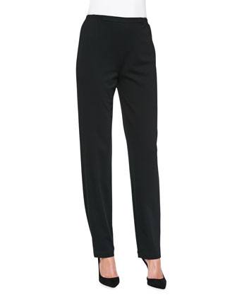 Ponte Light Slim Pants, Women's