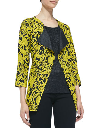 Golden Years Crinkle Jacket, Women's