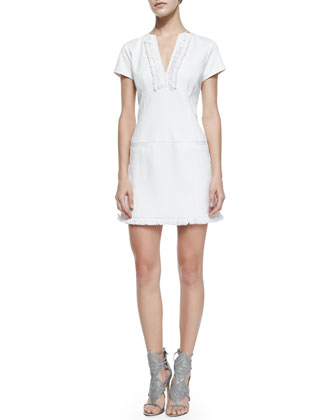 Lecture Hall Tassel Dress