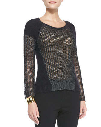Fisher Project Textured Box Top, Charcoal