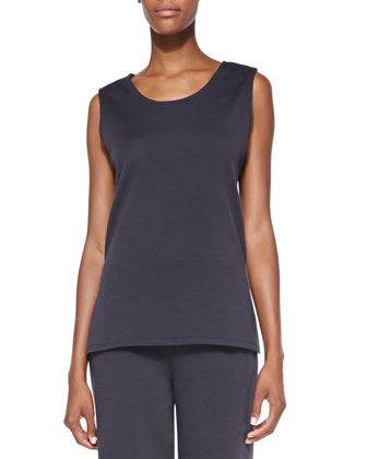 Wool Longer Tank Top