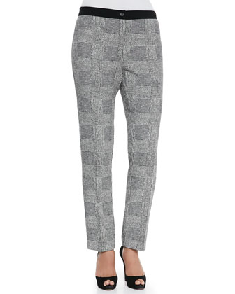 Ramino Menswear Pants, Women's