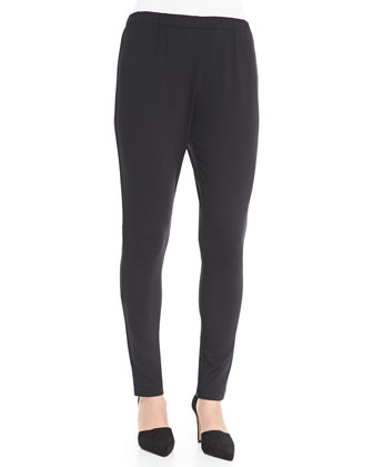 Jersey Skinny-Leg Pants, Women's
