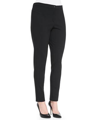 Orazio Ponte Stretch Pants, Women's