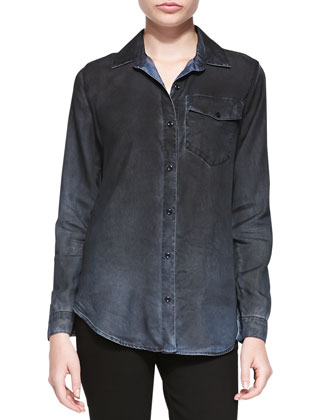 Unity Classic Denim Shirt, Sledge