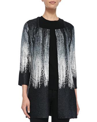 Oasis Long Crinkle Jacket, Women's