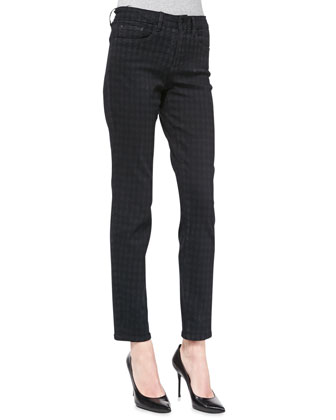 Alina Houndstooth Leggings, Women's