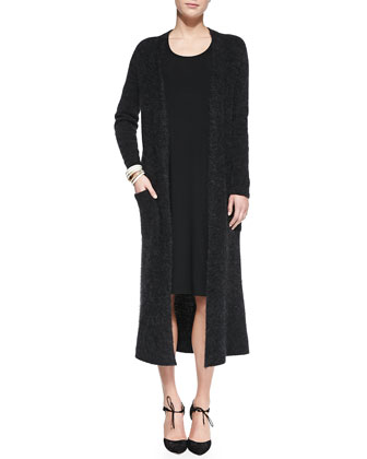 Fisher Project Plush Maxi Cardigan