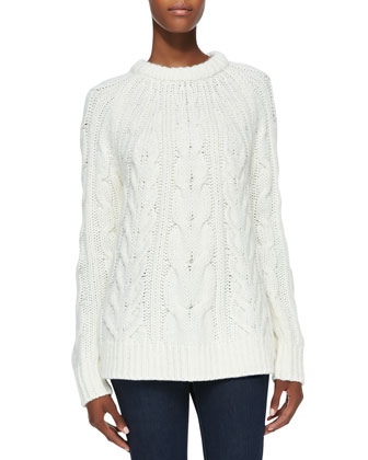 Novelty Chunky Knit Sweater