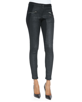 Crosby Paneled Skinny Pants