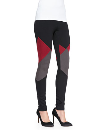Jude Knit Colorblock Leggings