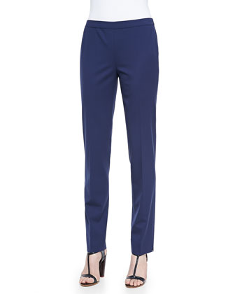 Bleecker Slim-Leg Pants