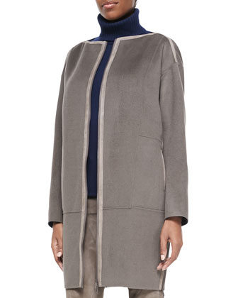 Marcella Wool/Cashmere Coat