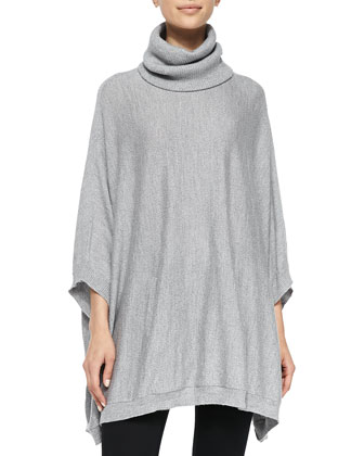 Jalea B Knit Cape Sweater