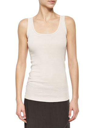 Supima?? Cotton Basic Tank Top