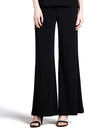 Kinetic Wide-Leg Pants, Women's