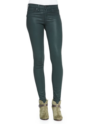 The Legging Jeans, Coated Green Gables