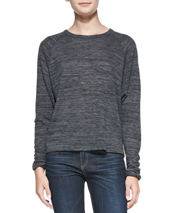 Camden Long Raglan-Sleeve Tee & The Dre Denim Jeans