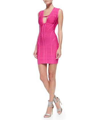 Kane Essential Novelty Bandage Dress