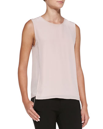 Walter Structured Crewneck Tank