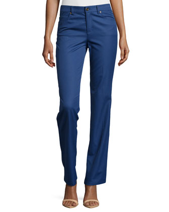 Tessa Straight-Leg Jeans
