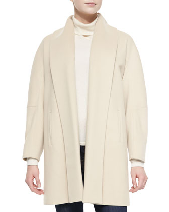 Scandal Wool Clutch Coat