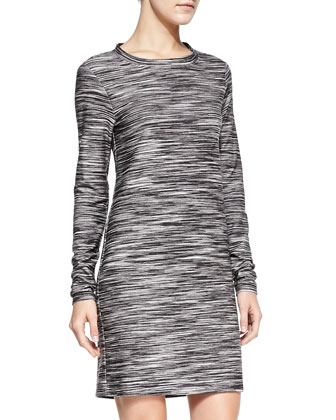 Bellingham Space-Dye Knit Dress