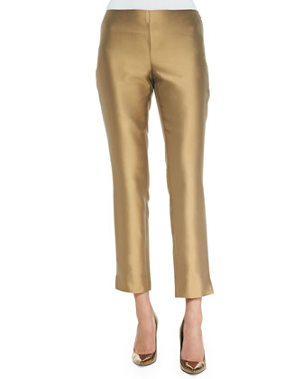 Stanton Stretch Cropped Pants