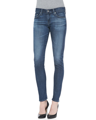 Nikki Skinny Jeans, 9-Year Evolved Wash