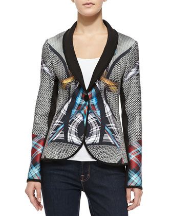 Flight of the Earls Printed Jacket