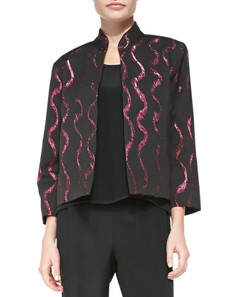 Sparkling Ribbon Jacket