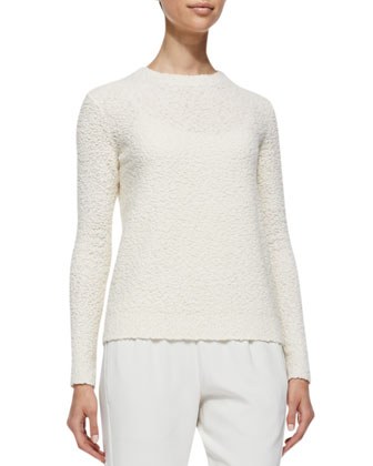 Jaidyn Fuzzy Knit Sweater