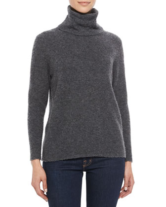 Lizetta Knit Turtleneck Sweater