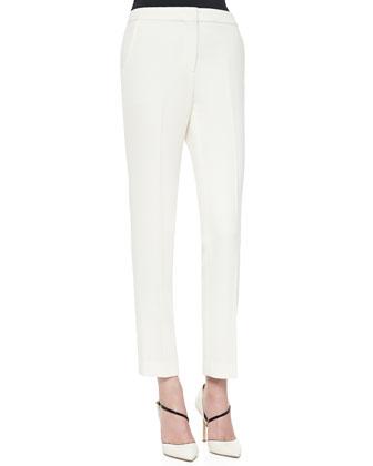 Derrick Straight-Leg Dress Pants