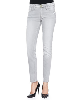 Le Skinny Mid-Rise Jeans, Kingston