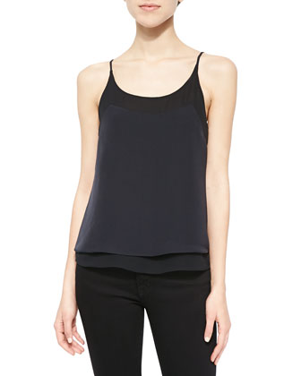 Marlena Layered Sleeveless Top