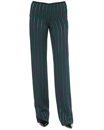 Pajeema Striped Polished PJ Pants