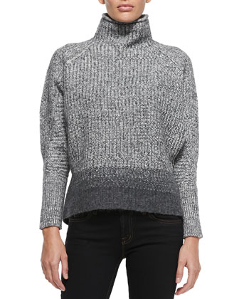 Mabelle Wool-Blend Turtleneck Sweater